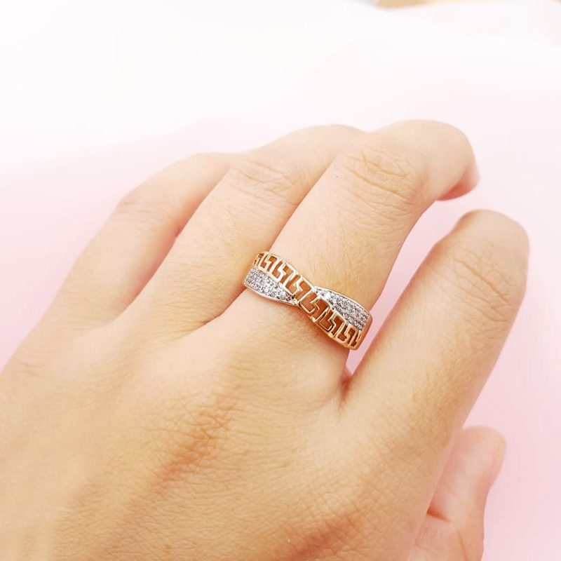 XUPING CINCIN DIMENSI LABYRINTH WAVE