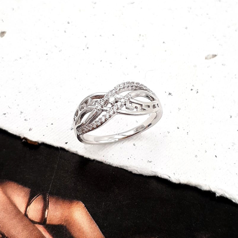 XUPING CINCIN SILVER LABYRINTH WAVE